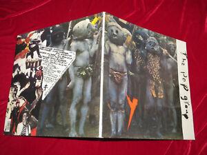 THE POP GROUP - Y  1979 Orig.  Vinyl:very good/  Cover:mint- OIS