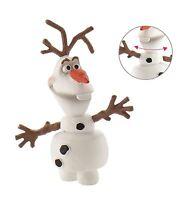 Frozen Olaf Snowman Figurine - Disney Bullyland Toy Figure Cake Topper