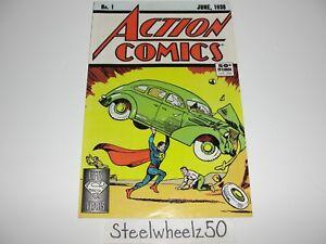 792b97f8fc08 Action Comics  1 Reprint Comic DC 1988 50 Cent 50th Anniversary ...