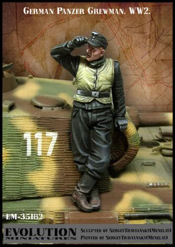 Evolution Miniatures 1//35 WWII German Panzer Grewman Vol.4