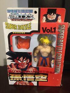 Dragon-Ball-Z-Super-Battle-Collection-Vol-1-Son-Gokou-Figure-No-208