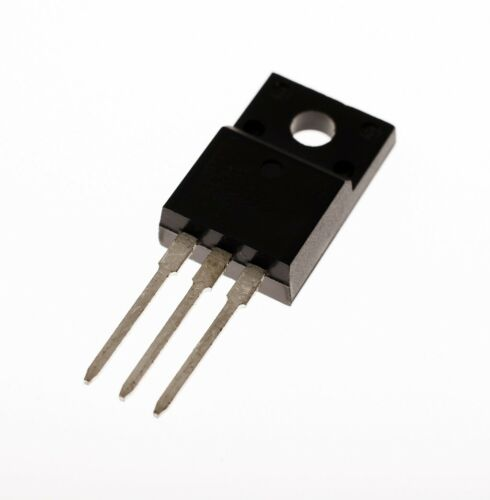 2x FQPF2N60C MOSFET N-Ch Fairchild//ON Semiconductor 600V 2A TO-220F  #705211