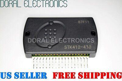 STK412-430 Sanyo Original Free Shipping US SELLER Integrated Circuit IC OEM