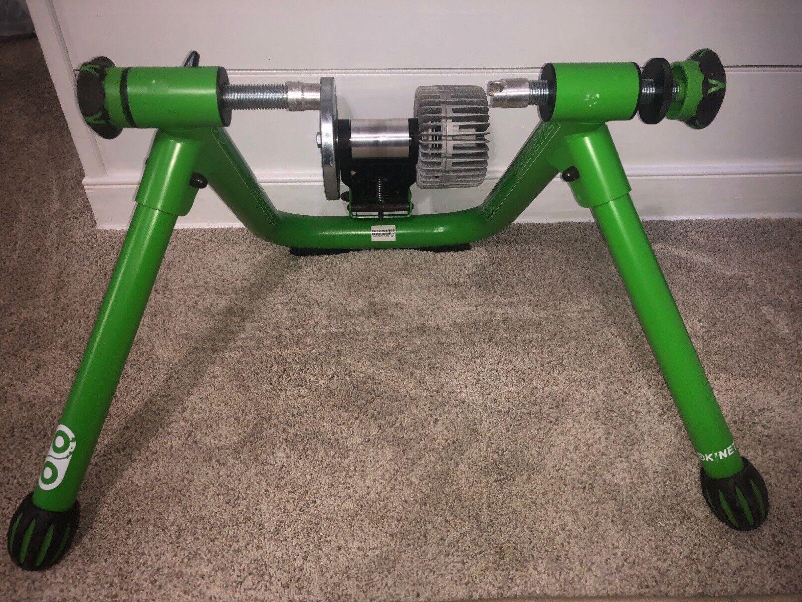 KINETIC by KURT ROAD bike Indoor  Trainer   Dynamo Adj. Resistence Make Offer  online shop