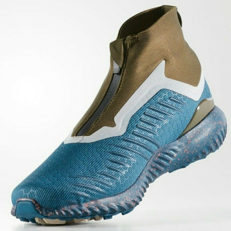 Adidas Performance  Alphabounce Zip M Uomo Running Shoe  Sz 13 NWT