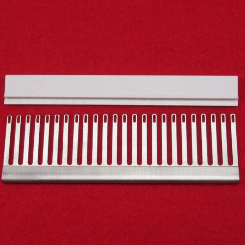 transfer combs sockscomb decker knitting machine 4.5mm 16 24 40 60 Deckerkamm