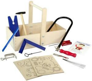 Werkzeugkiste-fuer-Kinder-mit-Werkzeug-amp-Saegeblaetter-amp-Laubsaegevorlagen-A4