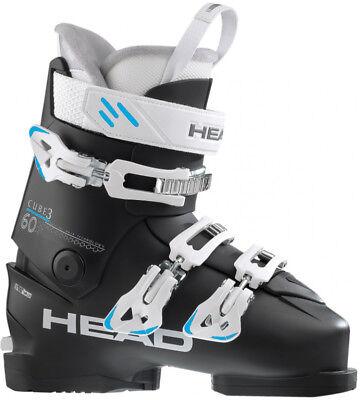 Cordiale Head Cube 3 60 X Skischuh W Da Donna Comfort Interno Scarpa Black Scarpa Sci Nuovo S-n-