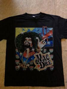 Details about VINTAGE~Mac Dre Rap T Shirt Tall Hip Hop Music California 90s  RePrint