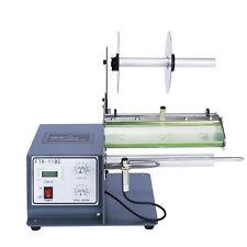 Automatic Label Dispenser Machine 5200mm Label Width Ftr 118c 110v