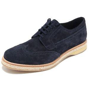 8936I scarpe uomo PRADA old english scarpa shoes men [7.5] FkUa6H5v