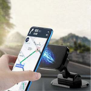 Universal-360-Car-Phones-Holder-Magnetic-Mount-Stand-iPhone-For-Cell-Phone-I4F6