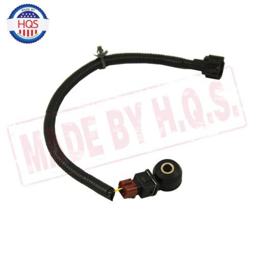 "Engine Knock Sensor /& 14 /"" Wiring Harness For Infiniti Nissan 2206030P00 KS79"