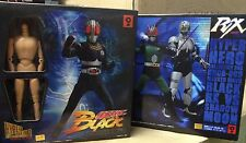 OHTSUKA MASKED Kamen RIDER Black Shadow moon & RX Action Figure HYPER HERO 3 SET