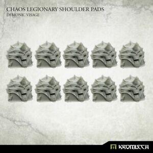 Kromlech-Nuevo-y-en-caja-caos-legionario-hombreras-demoniaca-Visage-KRCB-233