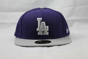NEW-ERA-59FIFTY-FITTED-HAT-CAP-MLB-LOS-ANGELES-DODGERS