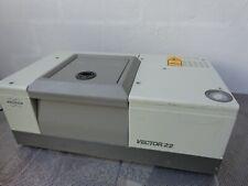 Bruker Vector 22 Ftir Spectrometer Ps15 Ft Ir