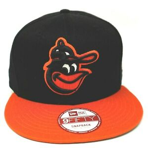 c1671f749 Details about Baltimore ORIOLES Snapback Cap MLB NEW ERA 9FIFTY Hat Adult  Medium-Large