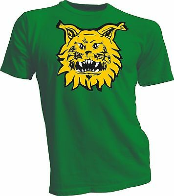Glorious Ilves Tempere Finland Sm-liiga Professional Hockey Handmade T-shirt New Crazy Price Men's Clothing
