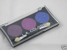 New LA Colors 3-Color Eyeshadow-BES623 Iris