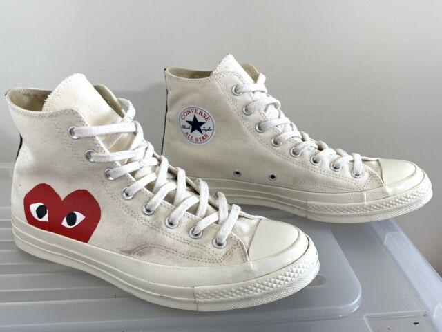 "Converse All Star 70s Hi ""Comme Des Garcons Play"" 150204C"