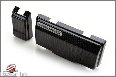 Password JDM Carbon Fiber Fuse Box Over-Cover 00-09 S2000 PWCFB-S2K-00C