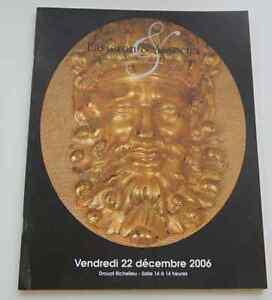 CATALOGUE-VENTE-2006-DROUOT-ETUDES-COSTUMES-THEATRE-Partie-atelier-R-BAUSSAIN-A