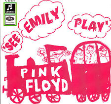 "7"" PINK FLOYD see emily play RECORD STORE DAY 2013 pink coloured vinyl 45 RSD"