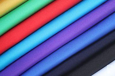 Gold ULTRA High Sheen Foil Fabric 2 Way Lycra Fabric 150cm 2 Way Stretch