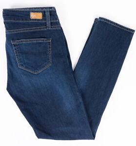 Paige-Skyline-Skinny-Womens-Jeans-Medium-Wash-Size-26-30