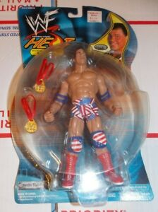 Spiele Wwe Heat Sunday Night Kurt Angle Series 11 By Jakks Pacific