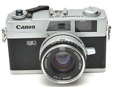 Canon Canonet QL17 35mm Rangefinder Camera w/ 40mm 1.7 Lens