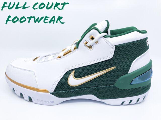 6a5fe3521e7f Nike Air Zoom Generation SVSM QS Lebron James Size 13 for sale online