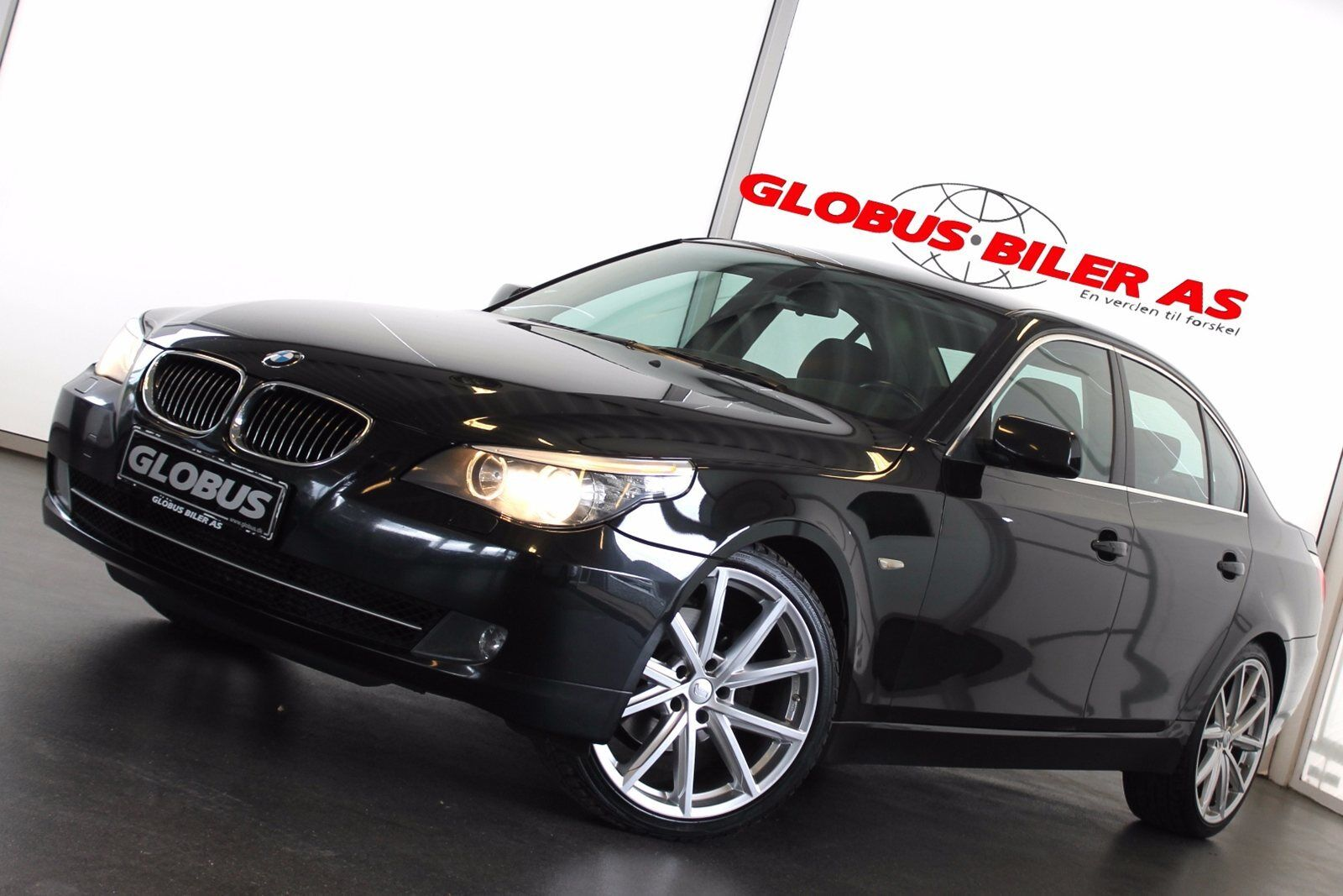 BMW 525d 3,0 Steptr. 4d - 174.900 kr.