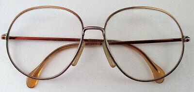 """""""marwitz """" Modernes Herren-brillengestell Rot-braun ,130"""