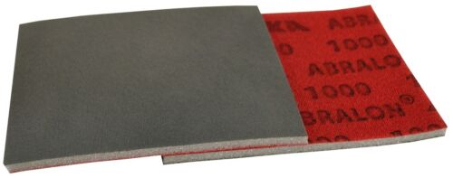 Schleifpad Abralon 6er Set verschieden K 2 x 1000 4000 Modellbau 2000