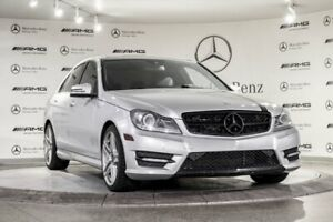 2013 Mercedes-Benz C-Class AWD   2 Sets of tires   Heated Seats