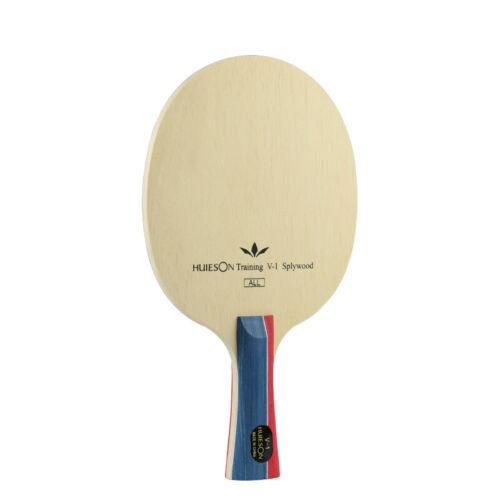 5 Lagen Ping Pong Schlägerklinge Holz Shakehand Grip//Pen-Hold Grip Langlebig