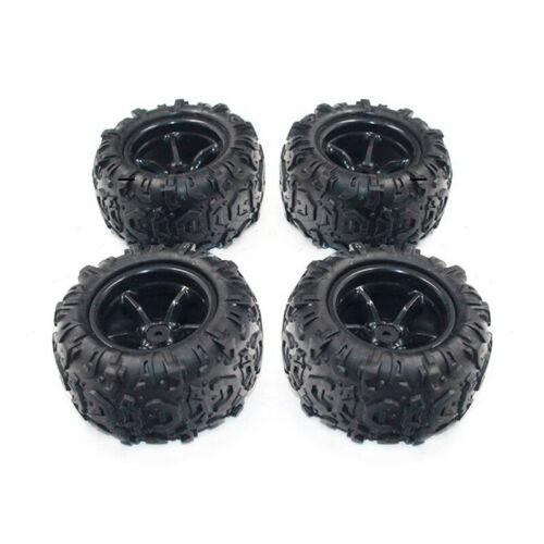 4 StüCke PX 9300-21 Gummi Reifen RC Renn Wagen Reifen 9300 /& 9302 MaßStab 1 Y3I1