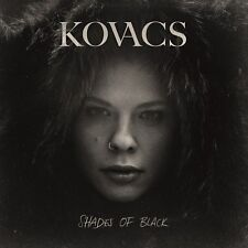 KOVACS - SHADES OF BLACK  CD NEU