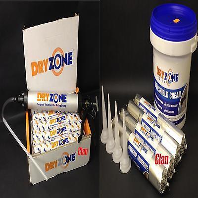 DRYZONE DPC SYSTEM PACKS RISING DAMP TREATMENT