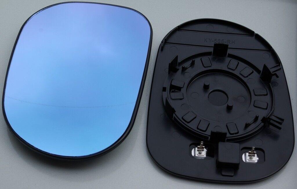 Spiegelglas Ersatzglas Paar für 98-01 Mercedes Benz Ml320 Ml430 Ml55 W163