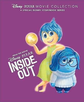 (Good)-Disney Pixar Movie Collection: Inside Out (Hardcover)-Parragon-1474827063