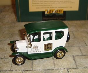 LLEDO-DAYS-GONE-1920-MODEL-T-FORD-CAR-DAYS-GONE-SUMMER-1996-MINT-amp-BOXED