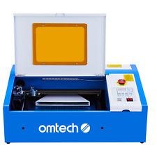 Omtech 40w 12x8 30x20cm Co2 Laser Engraver Cutter Engraving Cutting Machine K40