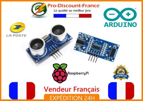 Module HC-SR04 Sonar ARDUINO télémètre ultra-son Raspberry ultrason HCSR04
