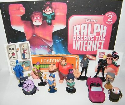 Large Stickers Party Favors 15 Wreck-It Ralph Breaks the Internet