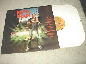 Repo-Man-Soundtrack-Circle-Jerks-Plugz-Black-Flag-Fear-1ST-PRESS-LP-VINYL-ALBUM