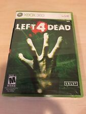 NEW, FACTORY SEALED Left 4 Dead for Xbox 360, ORIGINAL RELEASE