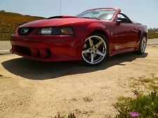 2001 Ford Mustang Supercharged Convertible Speedster